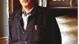 L'architecte brésilien Paulo Mendes da Rocha, le 9 avril 2006. (ANA OTTONI/AP/SIPA / AP)