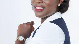 """L'ivoirienne Christelle N'Cho Assirou déclarée femme """"remarquable"""" dans le secteur des nouvelles technologies par l'Unesco. (MAGIC STUDIO - ABBAS/UNESCO)"""