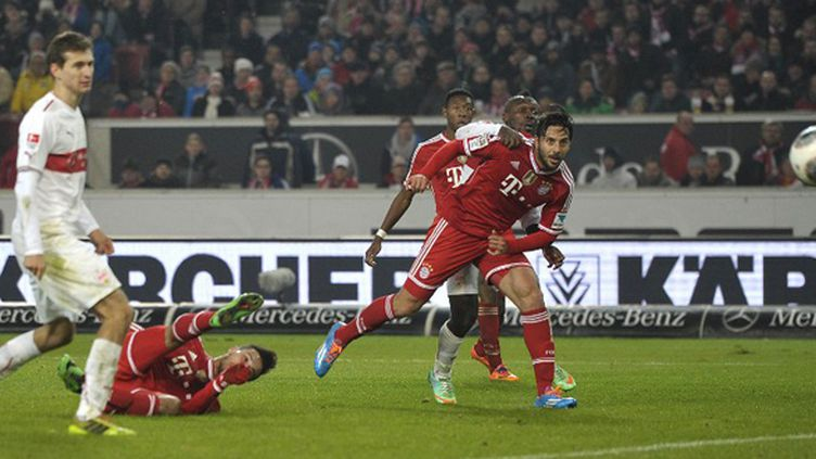 Thiago Alcantara (Bayern Munich) (THOMAS KIENZLE / AFP)
