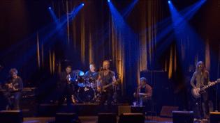 Le chanteur Sting lors des répétitions avant son concert au Bataclan, samedi 12 novembre 2016 à Paris. (CULTUREBOX)