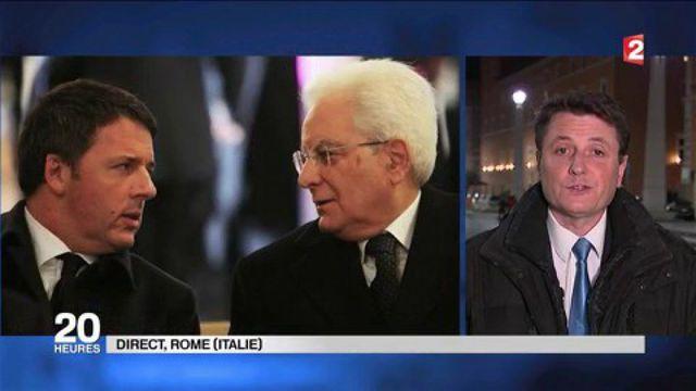 Italie : Matteo Renzi prié de reporter sa démission