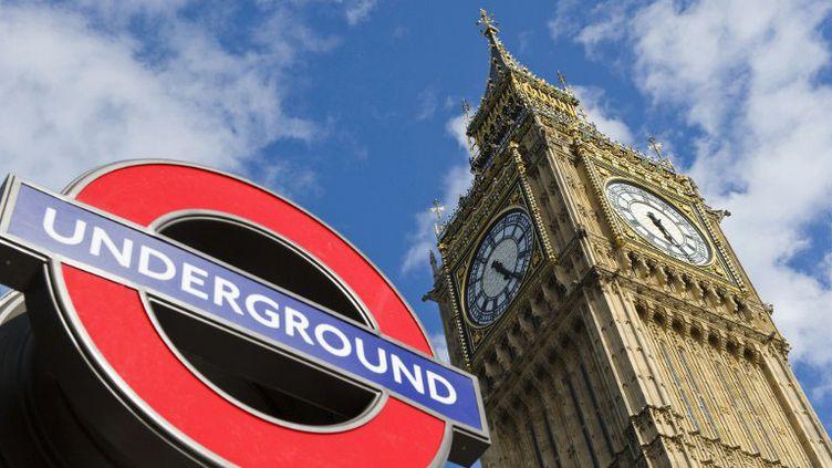 Métro Londres (GIUSEPPE MASCI / TIPS)