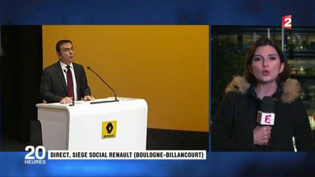 Renault suspecté de fraude : les réactions au sein du groupe