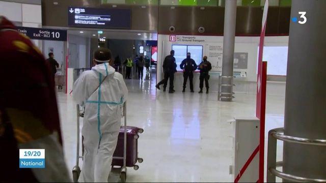 Covid-19 : mesures de contrôles renforcées pour les voyageurs des pays les plus à risque