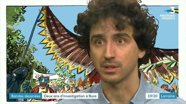 BD Reportage Bure