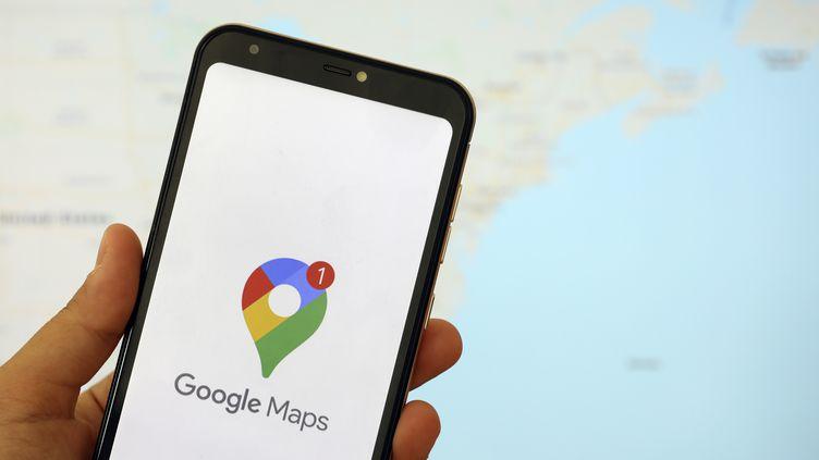 """Ces rapports utilisent les données""""agrégées et anonymisées""""des utilisateurs Google ayant activé""""l'historique des positions""""dans les paramètres de leur compte. (HAKAN NURAL / ANADOLU AGENCY / AFP)"""
