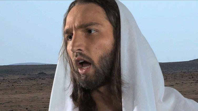 """Extrait de la vidéo islamophobe """"L'Innocence des musulmans"""", qui est censée raconter l'histoire du prophète Mahomet. (YOUTUBE / FTVI)"""