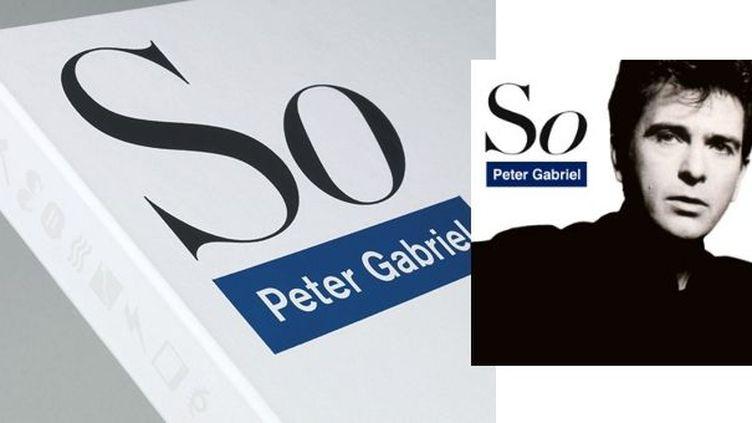 """Le coffret """"So"""" de Peter Gabriel  (DR)"""