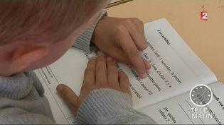 Les enfants pratiquent la lecture dès le plus jeune âge. (FRANCE 2)