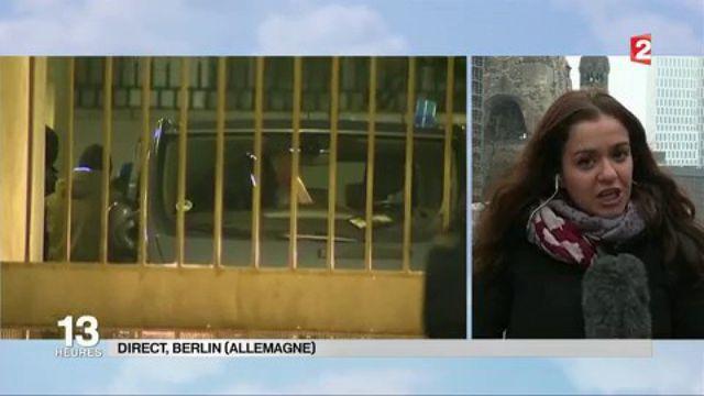 Attentat à Berlin : un autre homme en fuite serait toujours recherché