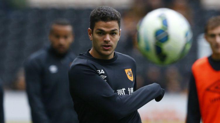 Hatem Ben Arfa, ici avec le maillot de Hull City