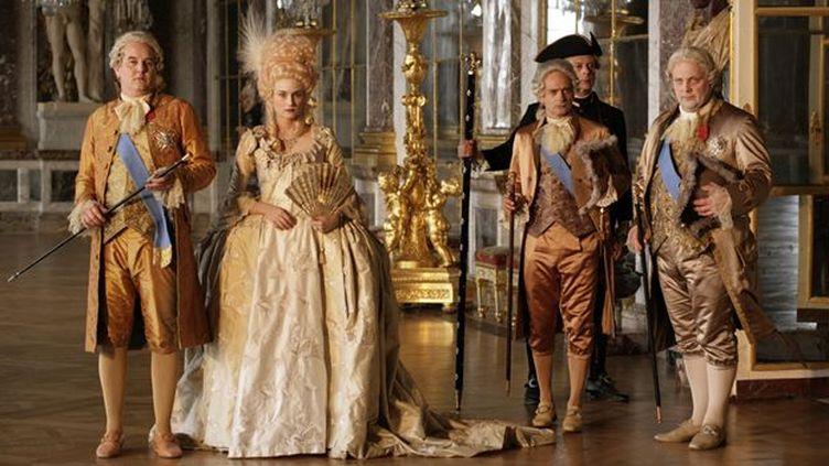 """Xavier Beauvois (Louis XVI), Diane Kruger (Marie-Antoinette) dans """"Les Adieux à la reine"""" de Benoît Jacquot  (Ad Vitam)"""
