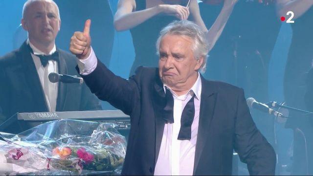 Michel Sardou : des adieux en chantant