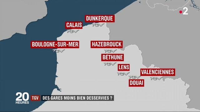 SNCF : des lignes TGV menacées ?