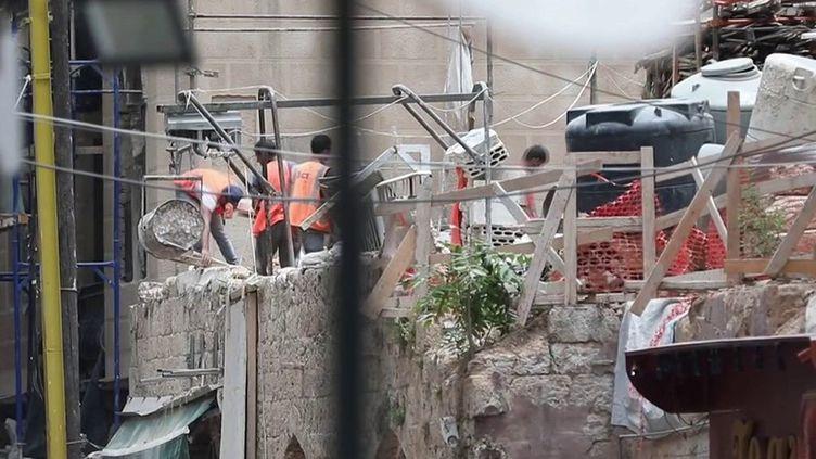 Beyrouth : un an après les explosions, le combat pour la restauration de la ville (France 3)
