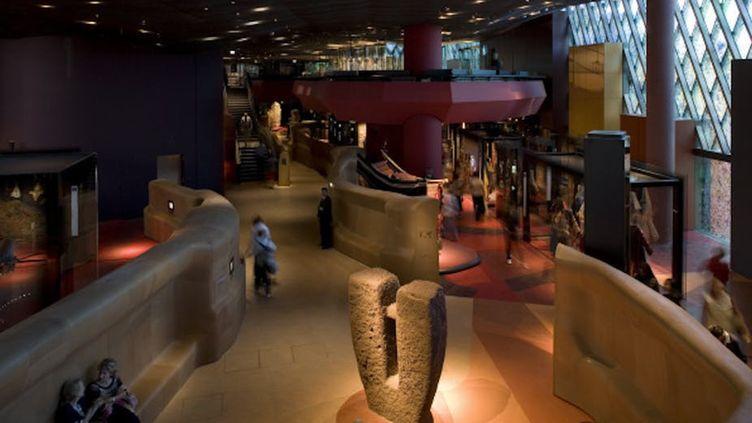 Le musée du Quai Branly-Jacques Chirac, à Paris.flickr,CC BY-SA (Flickr, CC BY-SA)
