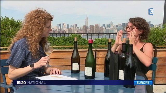 Consommation : à la rencontre de ceux qui tentent de conquérir le marché du vin américain