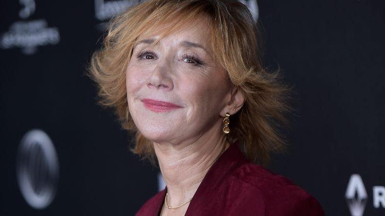 La comédienne Marie-Anne Chazel le 4 février 2019 à Paris (France) (FRANCK CASTEL / MAXPPP)