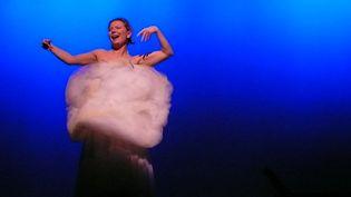 """Le spectacle """"Soprano en Liberté"""" se tient au Lucernaire, à Paris, jusqu'au 27 août.  (Michel Lys)"""