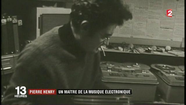 Pierre Henry : disparition d'un maître de la musique électronique