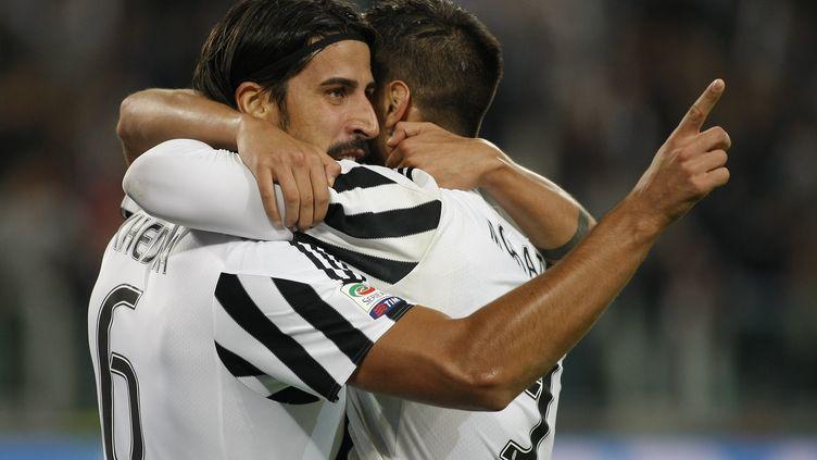 Sami Khedira va manquer à la Juventus (LORIS ROSELLI / NURPHOTO)