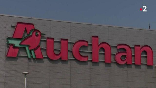 Auchan : 1 088 emplois supprimés dans le groupe