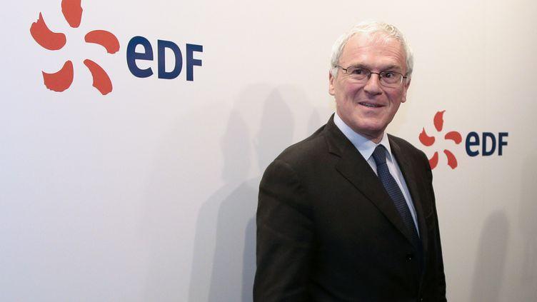 Jean-Bernard Lévy, PDG d'EDF (JACQUES DEMARTHON / AFP)