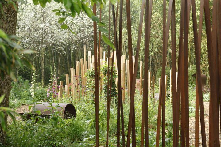 """""""Nous irons tous au jardin"""", Festival International des Jardins, 2016  (Eric Sander)"""