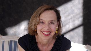 L'auteure française Dominique Barbéris en 2010. (ULF ANDERSEN / AURIMAGES / ULF ANDERSEN)