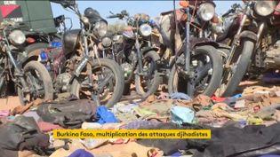 Plus de 50 personnes ont été tuées mardi et mercredi 25 décembre par deux attaques terroristes successives. (FRANCEINFO)