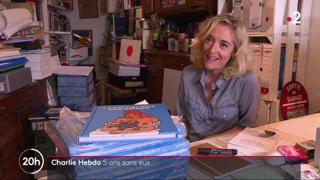 Charlie Hebdo : cinq ans sans leur mari