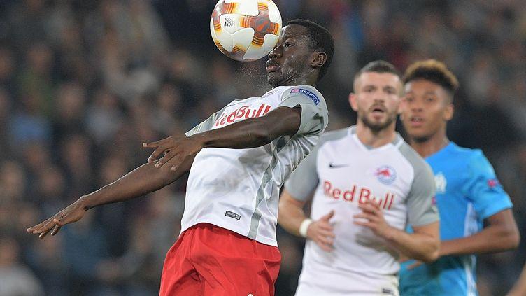 Diadié Samassekou (RB Salzbourg) (JOE KLAMAR / AFP)