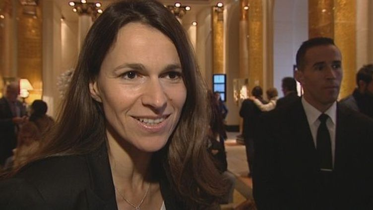 Aurélie Filippetti, nouvelle ministre de la Culture  (Culturebox/France 3 Côte d'Azur)