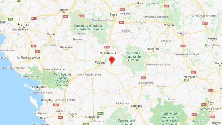 A Eglise-Neuve-de-Vergt le 24 avril ont été diagnostiquées positives au Covid-19. (GOOGLE MAPS)