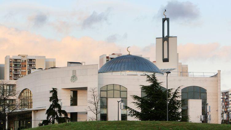 La mosquée de Créteil (Val-de-Marne), le 4 décembre 2008 (photo d'illustration). (MEHDI FEDOUACH / AFP)
