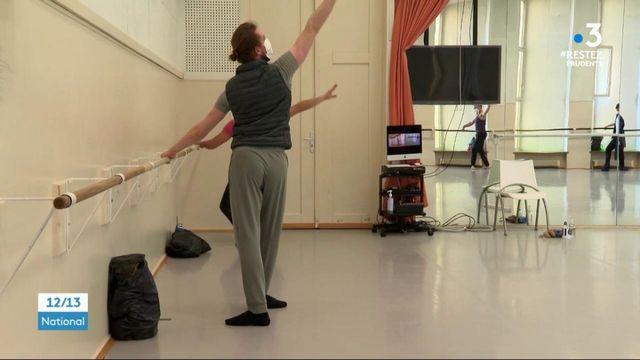 Coronavirus : reprise complexe pour les danseurs du ballet du Rhin