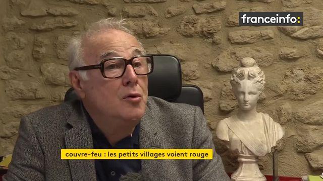 Le maire d'un village des Bouches-du-Rhône dépose un recours contre le couvre-feu