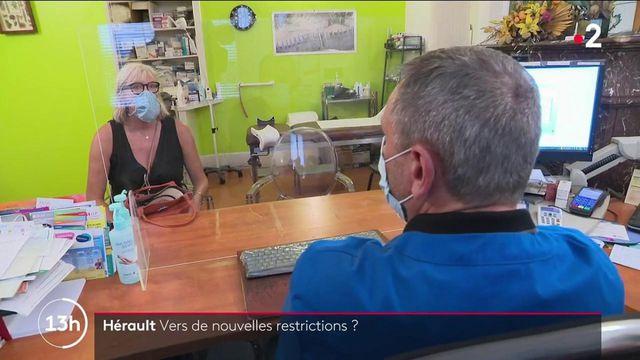 Hérault : flambée de contaminations au Covid-19