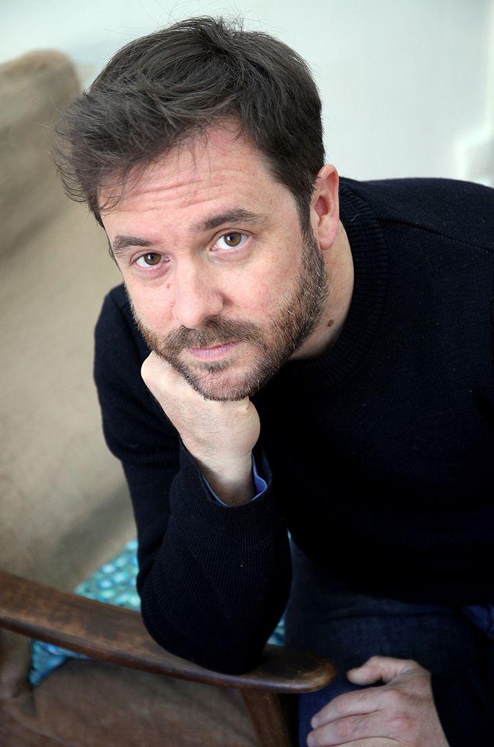 """Le dessinateur Aurel, réalisateur et auteur graphique de """"Josep"""". (Céline Escolano)"""