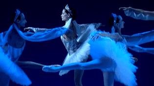 """""""Dans les pas de Noureev"""" le ballet hommage chorégraphié par Kader Belarbi pour le Capitole de Toulouse  (France 3 / Culturebox)"""