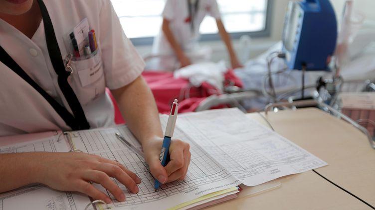 Un premier décret précise les conditions dans lesquelles pourront être décidés l'arrêt des traitements. (MAXPPP)