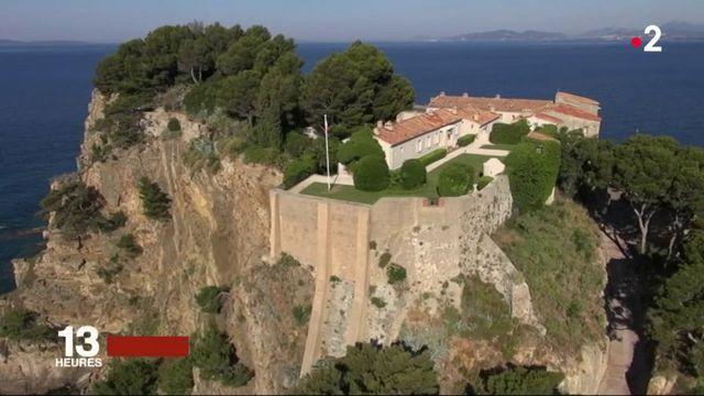 Fort de Brégançon : une piscine pour le couple Macron ?