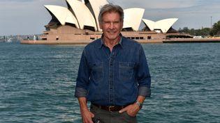 Harrison Ford à Sydney  (Saeed Khan / AFP)