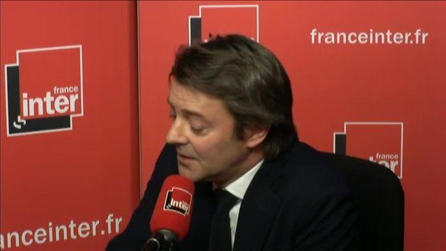 """VIDEO. François Baroin est moins """"choqué"""" par les propos de Sarkozy sur les frites que par ceux de Valls sur les """"blancos"""""""