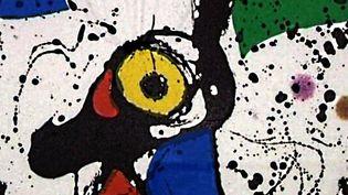 Miró et les arts graphiques à Alès  (France3/Culturebox/Joan Miró )