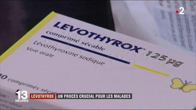 Justice : le procès du Levothyrox s'ouvre à Lyon