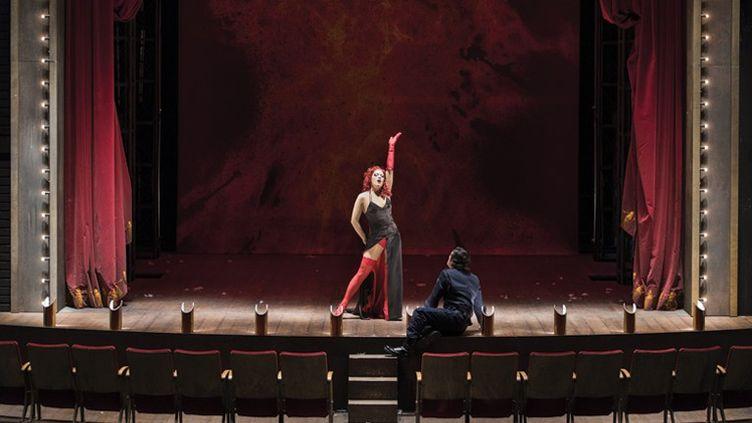 """Carmen"" à l'Opéra de Lyon  (Stofleth - Opéra de Lyon)"
