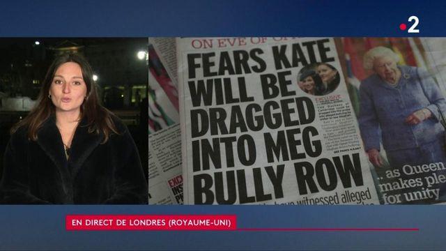 Londres : le prince Harry et Meghan Markle prennent la parole en interview