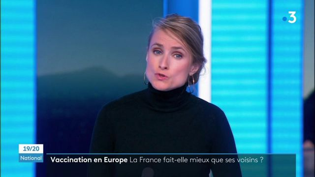 Vaccin contre le Covid-19 : La France fait-elle mieux que ses voisins européens ?