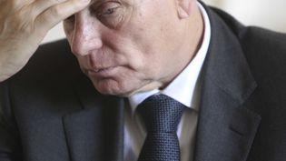 Le premier ministre, Jean-Marc Ayrault, à Saint-Herblain (Loire-Atlantique) le 25 mai 2012. (ERIC DESSONS / JDD / SIPA)